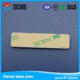 Anhaftende wahlweise freigestellte Chip Anti-Metallmarke