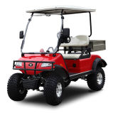 Тележка звероловства оборудования 2seat /Golf гольфа дефектная с коробкой груза