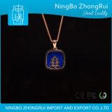 Serie Pendant 7 di natale dei monili del Lazuli di Lapis dell'argento sterlina del regalo 925 di natale