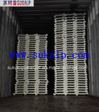 20mm Pu Foam Polyurethane Sandwich Panel voor Roof