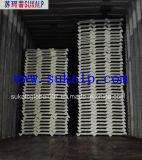 20mm PU Foam Polyurethane Sandwich Panel für Roof