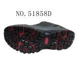 No 51858 ботинки людей Hiking цветы типа 3 Stock ботинок славные