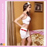 Moda européia Sexy Cosplay Nurse Hot Lingerie Costume Christmas Cosplay Uniform Lingerie
