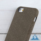 Zuivere Color Pu Leather Case Cover voor iPhone 6 4.7