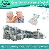 Wirkungsvolle erwachsene Windel-Auflage-Maschine mit SGS in China (CNK250-HSV)