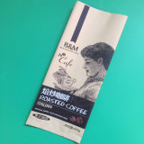De douane Afgedrukte midden-Verzegelde Plastic Zakken van de Koffie van de Hoekplaat