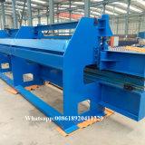 4m/6m Metallfaltende Blatt-Maschine