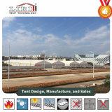 Aluminium und Belüftung-im Freienlager-Zelte mit Stahlzwischenlage-harter Wand