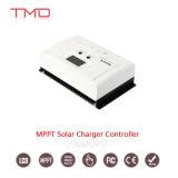 セリウムのRoHS白いMPPTの太陽電池パネルのパワー系統12V 24Vの評価される電圧40A MPPT太陽料金のコントローラ