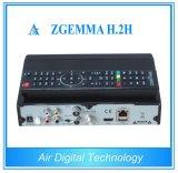 리눅스 텔레비젼 Box Zgemma H. 2h DVB S2 DVB T2 DVB C