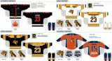 Hombres Mujeres niños Echl personalizada Johnstown Chiefs 1996-2010 Ice Hockey Jersey