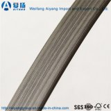 가구를 위한 태양열 집열기 또는 나무 곡물 또는 패턴에 의하여 주문을 받아서 만들어지는 PVC 가장자리 밴딩