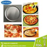 "Diaposable 7 "" Pizza rond en aluminium"