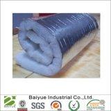 Изоляция алюминиевой фольги ая/прокатываемая полиэфира жары Batts