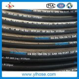 Fabricante 1SN 2SN 4sp 4sh do tubo de alta pressão hidráulica