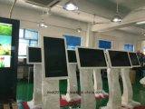 32inch LCD, das Screen-Kiosk bekanntmacht