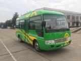 Type de caboteur de minibus de Rosa de campagne bus de service de ville avec la boîte de vitesse de JAC LC5t35