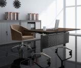 Стул встречи офиса драпирования ткани с алюминиевым основанием