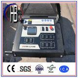 Nuevamente surtidor vibratorio de la máquina de la perorata del laser de la alta calidad del diseño con descuento grande