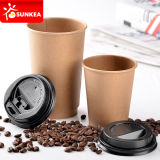 Paper stampato Takeaway Coffee Cups con Lid