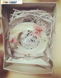 Hecho en vela de la decoración de la cera de parafina de China