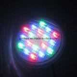 Il proiettore 12 volt di PAR56 RGB di indicatore luminoso 36W 45W del raggruppamento