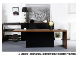 Escritorio ejecutivo del diseño simple del escritorio de la oficina moderna