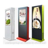 Yashi 55 visualizzazione di pubblicità impermeabile esterna Digitahi di pollice del contrassegno commerciale dell'affissione a cristalli liquidi