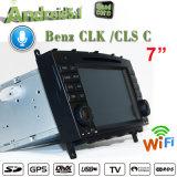 ベンツClk/Cls/CのカーラジオのためのCarplay防眩Android7.1 GPSの操縦士