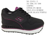 Hohe Quanlity Dame Shoes Casual Stock Shoes