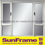 Finestra standard americana di profilo di alluminio
