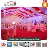 500 Pessoas Parte tenda com forro do teto de luxo para festas e casamentos