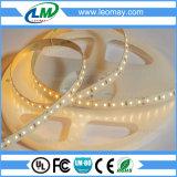 Lumière flexible jaune/ambre de SMD3014 installé de DEL de bande
