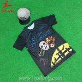 卸売のHealongによってカスタマイズされるデジタル印刷のTシャツ
