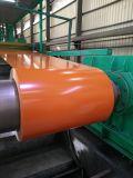 A bobina de aço galvanizada Prepainted/cor revestiu a bobina do aço Coil/PPGI