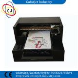 기계를 인쇄하는 의복 3D t-셔츠에 직접 Garros A3 직물 인쇄 기계