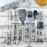 Western outdoor Kitchen Stainless Steel BBQ grill tools set BBQ set