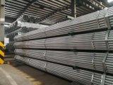 Tubi d'acciaio galvanizzati Pre- BS1387 fatti a Tianjin