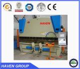 Freio hidráulico do metal de folha do CNC com elevada precisão