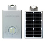 8W integrado Solar de la luz de la calle