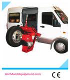 [س] شهادة شاحنة إطار مبدّل سيدة إصلاح إطار العجلة آلة