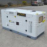Бесшумный дизельных генераторах 16ква с Keypower генератор переменного тока
