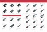 De hydraulische Metrische Adapters en de Montage van de Slang (10611)
