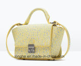 Nuovo Arrival Fashion Beauty Ladies Handbag con Long Strap (ZX20397)