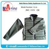 50n EPE flotantes espuma chaqueta con mangas desmontables