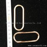 Inarcamenti di cinghia decorativi della lega del metallo di modo all'ingrosso per gli accessori per il vestiario