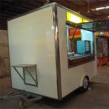 Rimorchio di approvvigionamento del carrello del hot dog Tc-Ca01