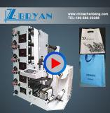 5 couleurs flexographie Machine d'impression