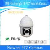 De Camera van kabeltelevisie van het Netwerk van IRL PTZ van het Sterrelicht van Dahua 2MP 45X (sd6ce245u-HNI)