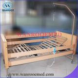 Fünf Funktions-elektrisches Pflegeheim-Pflege-Bett